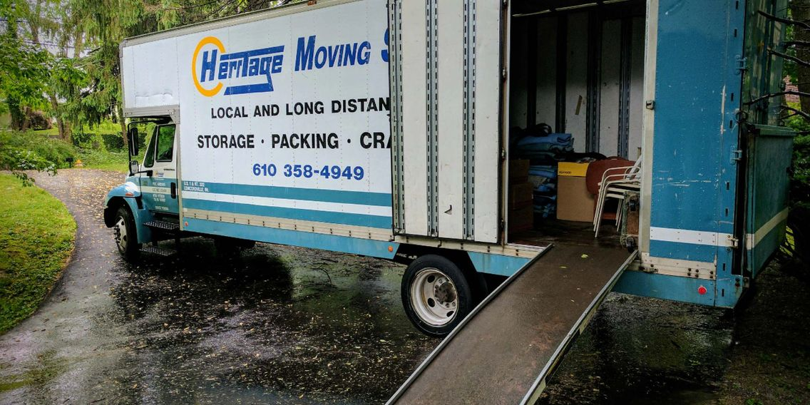 long distance mover