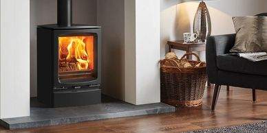 Wood Burning Stoves, Multifuel Stoves, Log Burner Installation, Maintenance. Replacement Stove Glass