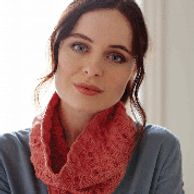 Marike CowlKit  includes: 2 balls of Rowan Cotton Cashmere and a printed pattern