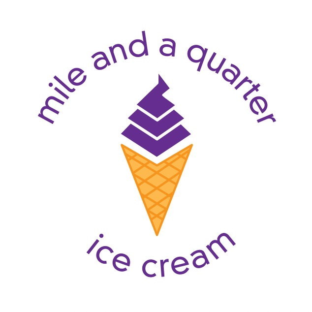 Mile and a Quarter Ice Cream