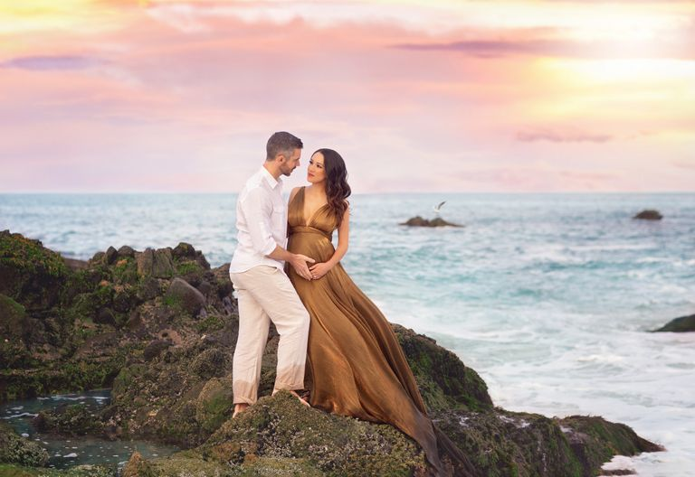beach maternity session, orange county photographer, inland empire maternity, riverside, corona