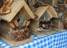 We also offer birdhouses, real nice addition!