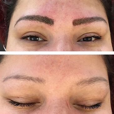 Dead RockStar Tattoos & Piercing: Eyebrow microblading services as well as eyeliner tattooing are a few of the additional Body Art services that we offer.