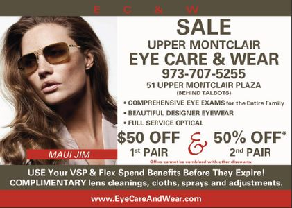 Upper Montclair Eye Care & Wear