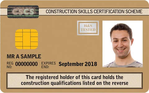 CSCS Supervisor Card cscs gold card cscs supervisor training cscs card level 3 nvq level 4 nvq