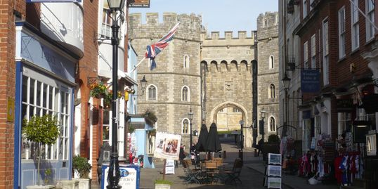 Medieval Town of Windsor