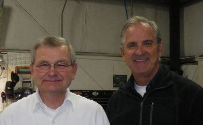 Owners - Rich Swanson & Mike Averill