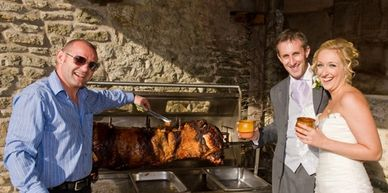 Hog and Lamb Roast We specialise in Hampshire Hogroast, Spit roast Hampshire Lamb taste the most suc