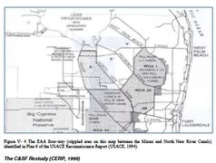 USACE proposed plan 6 in 1980's.