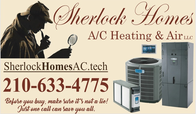 Sherlock Homes AC/Heating and Air