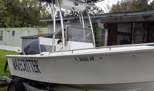 Wavecritter Fishing Co. Saltwater Fishing Commercial boat.