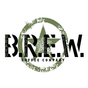 BREW Coffee Company Military Veteran Owned Coffee Beans