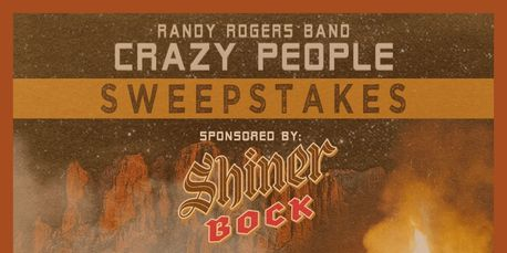 TexasBoundRadio.com & Randy Rogers Text To Win Sweepstakes! Simple Texas TexasBoundRadio to 55755