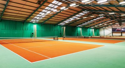 Tennis events at David Lloyd Club Bushey