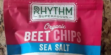 Rhythm Superfood Organic Chips