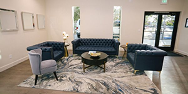 Grooms Lounge Area