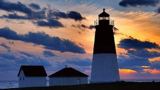 While you're here see a sunrise at the Point Judith Lighthouse or some shopping at Narragansett Pier