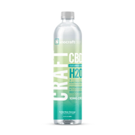 Nanocraft Recovery water May assist with Muscle recovery May assist with energy levels