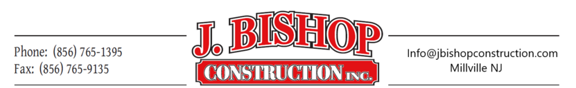 J. Bishop Construction