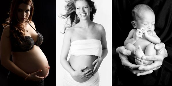 Maternity Portraits and Newborn Photography
