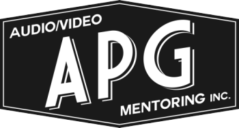 APG AUDIO VISUAL MENTORING