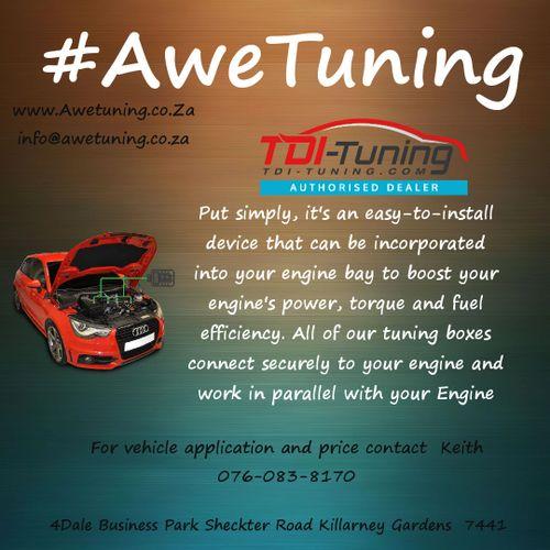 TDI- Tuning Authorized Dealer - #AweTuning | #AweTuning