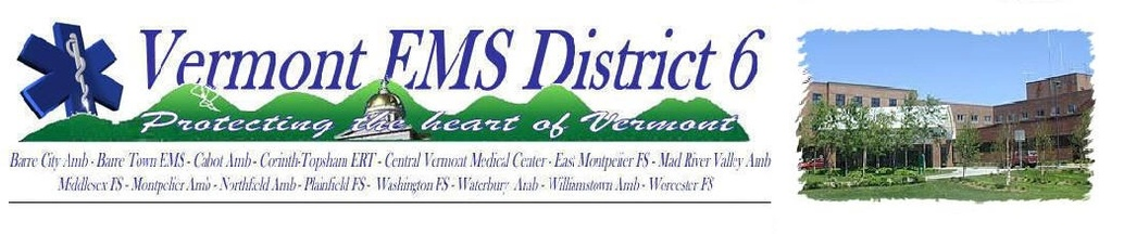VT EMS District #6
