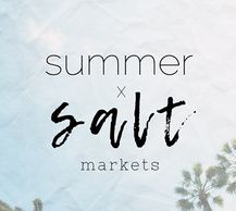 Summer x Salt Perth soapworks