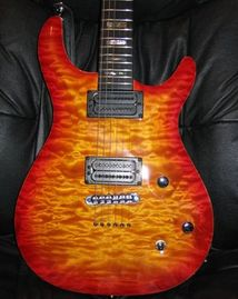 Carvin California Carve-top