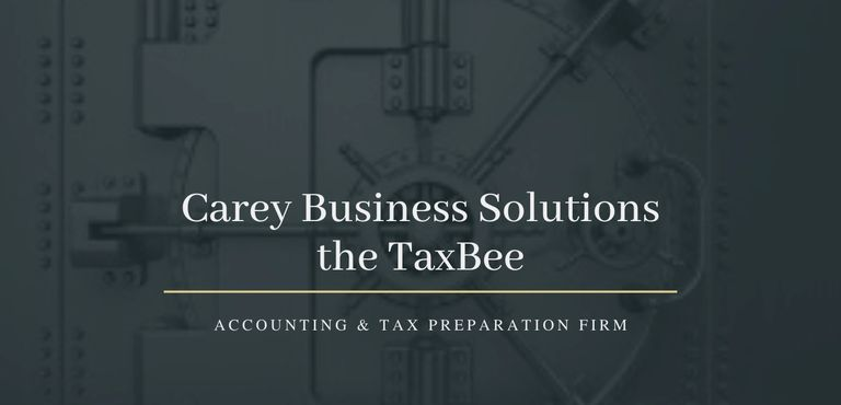 Carey Business Solutions the TaxBee
