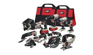 Professional 8-Power Tool Kit 20V