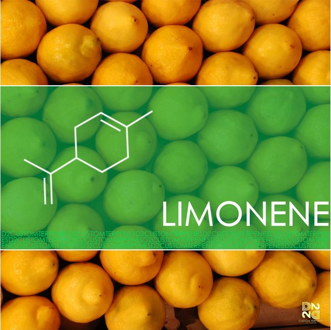what is limonene made of