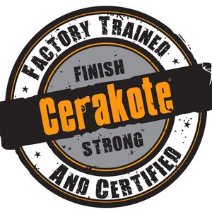 Cerakote Factory Trained & Certified Applicator