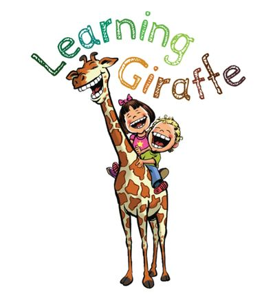 Learning Giraffe logo