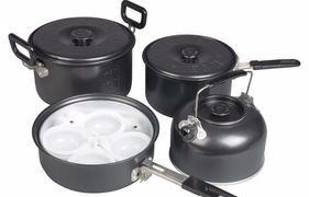 For your cooking needs in your caravan and camping tent