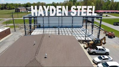 Hayden Steel / Tomrook Steel Bardstown KY