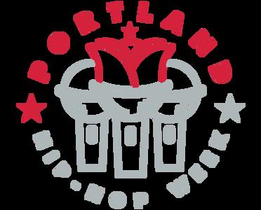 Official Portland Hip Hop Week Logo