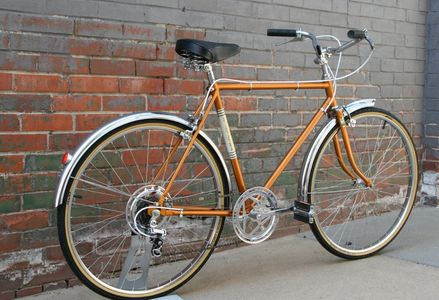 Vintage bicycle Calgary Retro Bike for sale