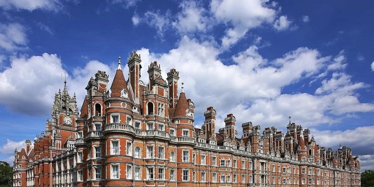 Founders Building, Royal Holloway College