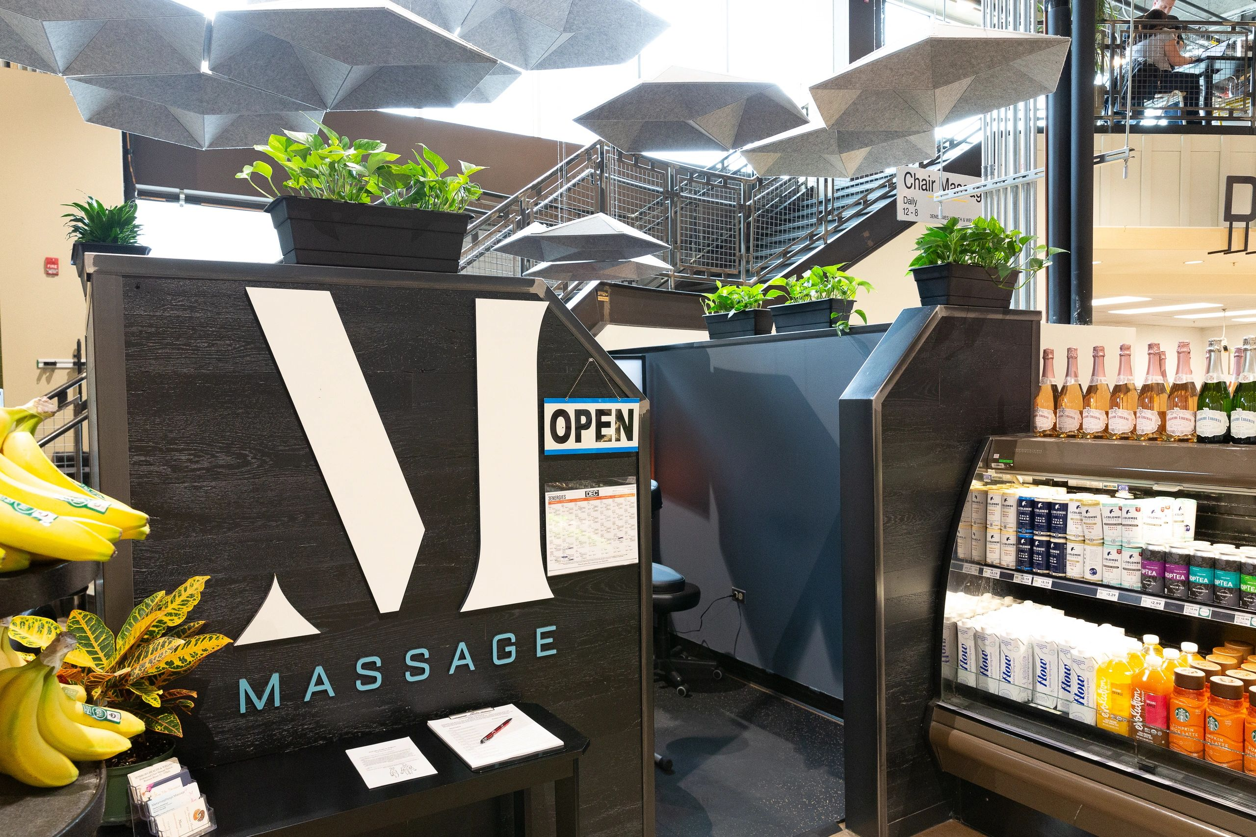 Whole Foods Market professional chair massage 3 Energies Health and Wellness Chicago