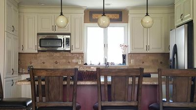 Kitchen and Living Room Remodel Suffern, NY