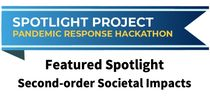 Featured Spotlight Project at Datavant's Pandemic Response Hackathon