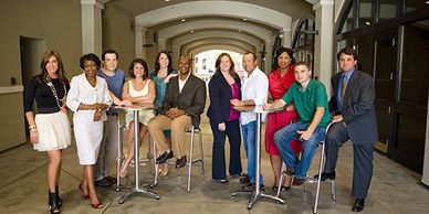 "Featured in ""The List"": Group of up and coming young professionals. (RSVP Magazine Sept 2010)"