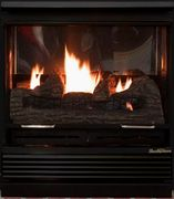 Natural Gas Fireplace Unit