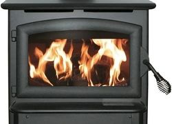 Wood Burning Stove Fireplace Insert