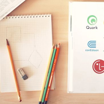Logo and brand identity design services