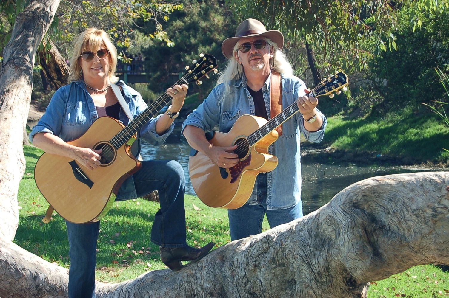 "Sympatico Music is a multi-talented ""Americana""  duet team from Ventura County California"