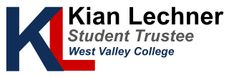 West Valley College Student Trustee Kian Lechner