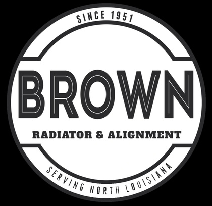 Brown Radiator & Alignment
