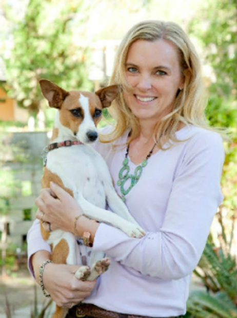 Shannon Coyner is a dog trainer who used positive reinforcement techniques
